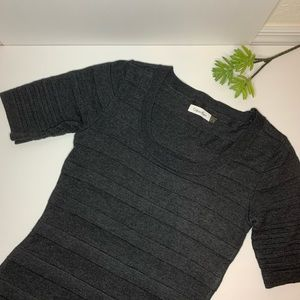 Gray CK Sweater Dress